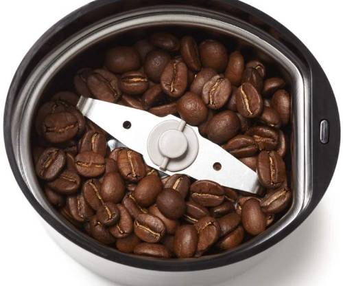 pre ground beans